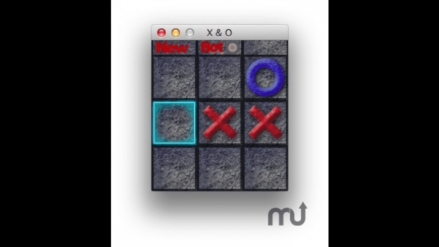X and O for Mac - review, screenshots