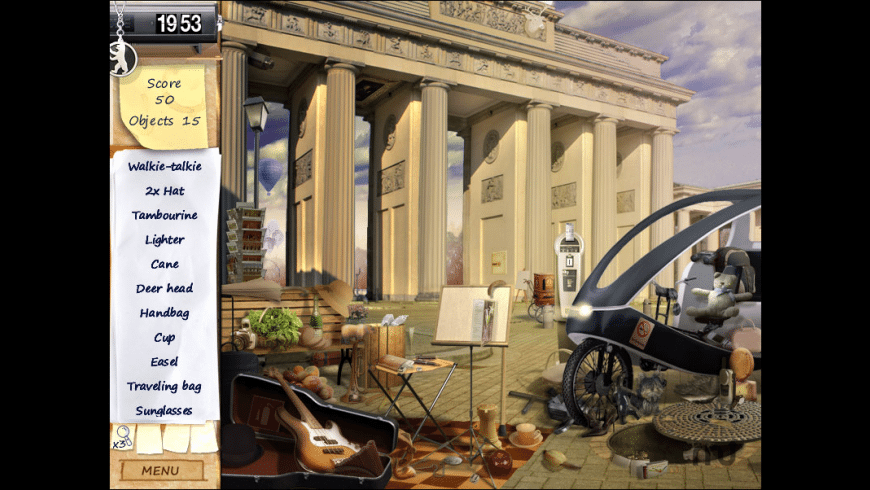 Mystery Stories: Berlin Nights for Mac - review, screenshots