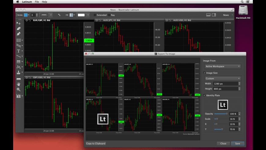 Latinum for Mac - review, screenshots
