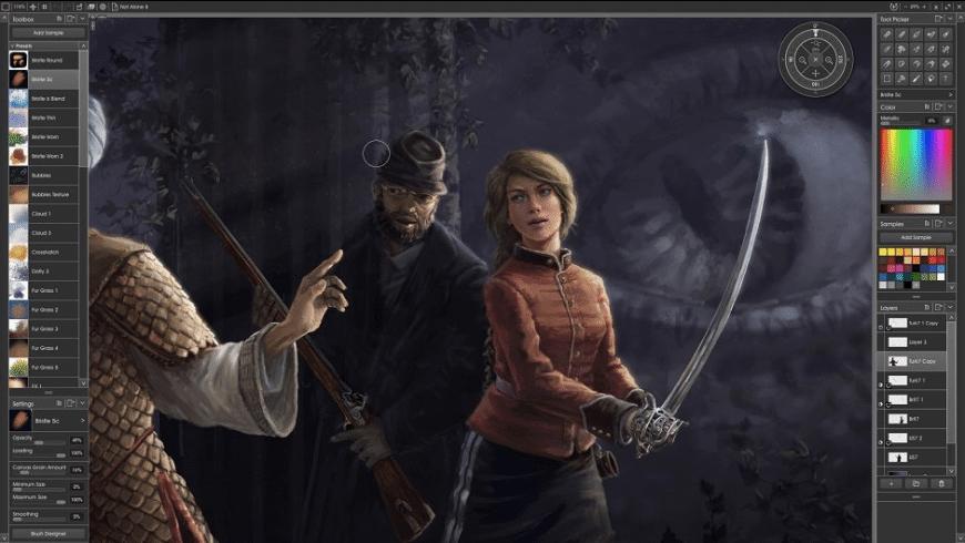 ArtRage for Mac - review, screenshots