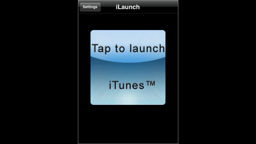 iLaunch for iTunes for Mac - review, screenshots