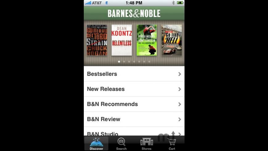B & N Bookstore for Mac - review, screenshots
