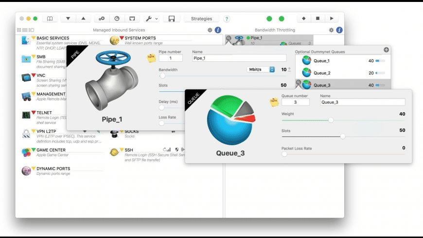 Murus Pro for Mac - review, screenshots