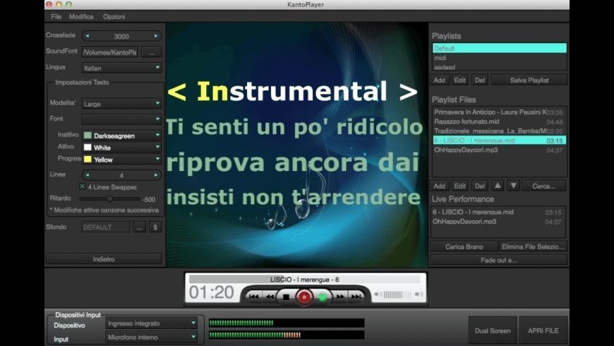 KantoPlayer for Mac - review, screenshots