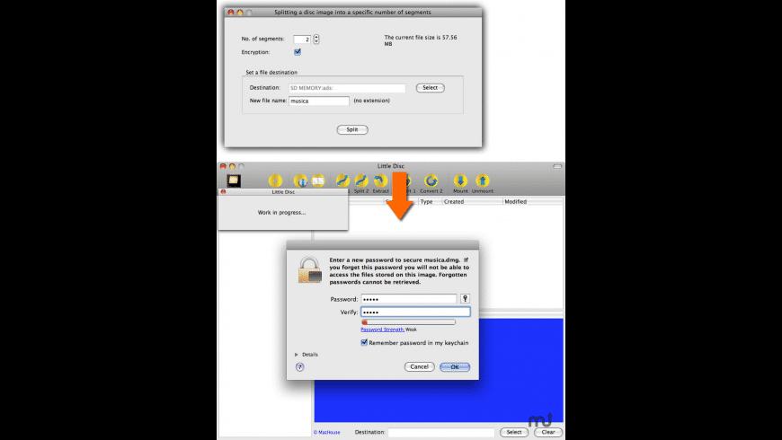 Little Disc for Mac - review, screenshots