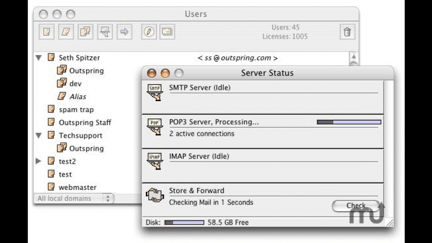 Quickmail Pro Server for Mac - review, screenshots