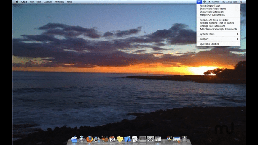 MCS Utilities for Mac - review, screenshots