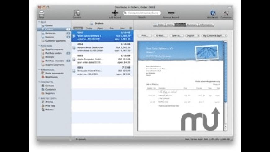 Distribute for Mac - review, screenshots