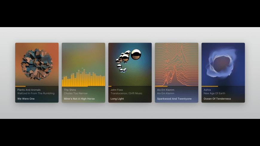 Plexamp for Mac - review, screenshots