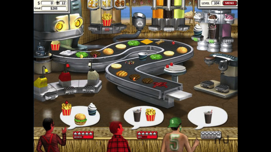 Burger Shop 2 for Mac - review, screenshots