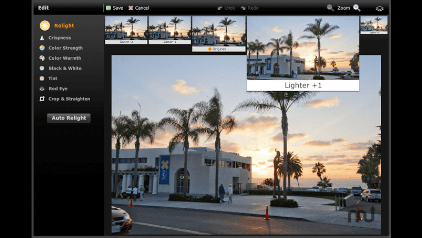 Aurora for Mac - review, screenshots