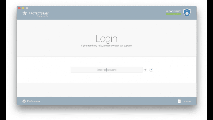 iLocker for Mac - review, screenshots