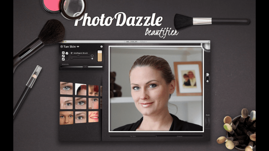 PhotoDazzle: Beautifier for Mac - review, screenshots