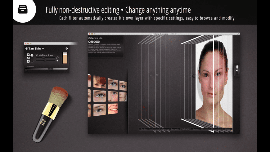 PhotoDazzle: Beautifier for Mac - review, screenshots