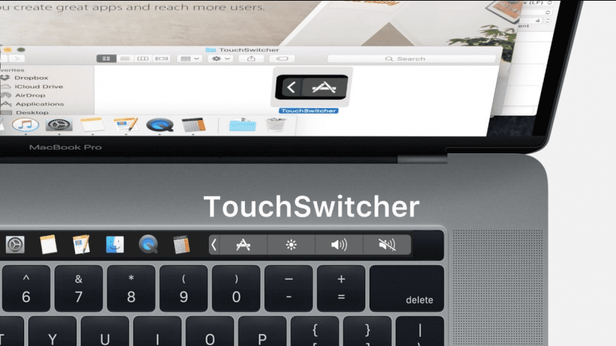 TouchSwitcher for Mac - review, screenshots