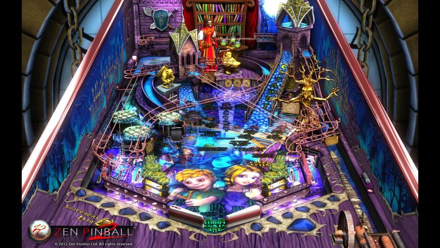 Zen Pinball 2 for Mac - review, screenshots