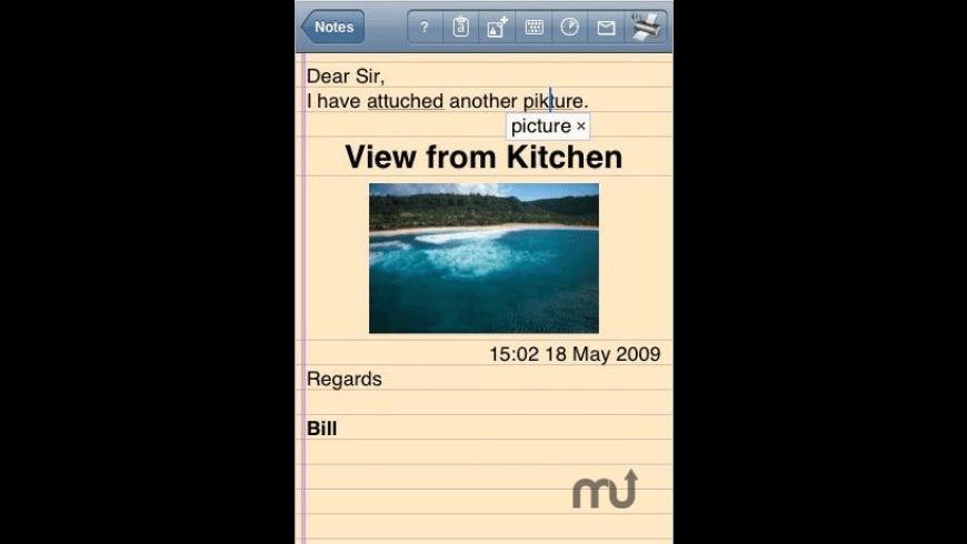 NotePrinter for Mac - review, screenshots