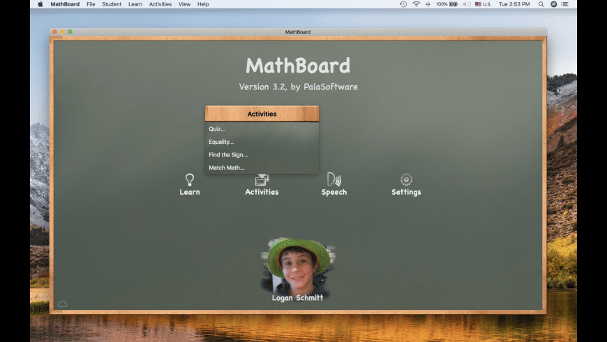 MathBoard for Mac - review, screenshots