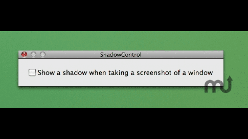 ShadowControl for Mac - review, screenshots