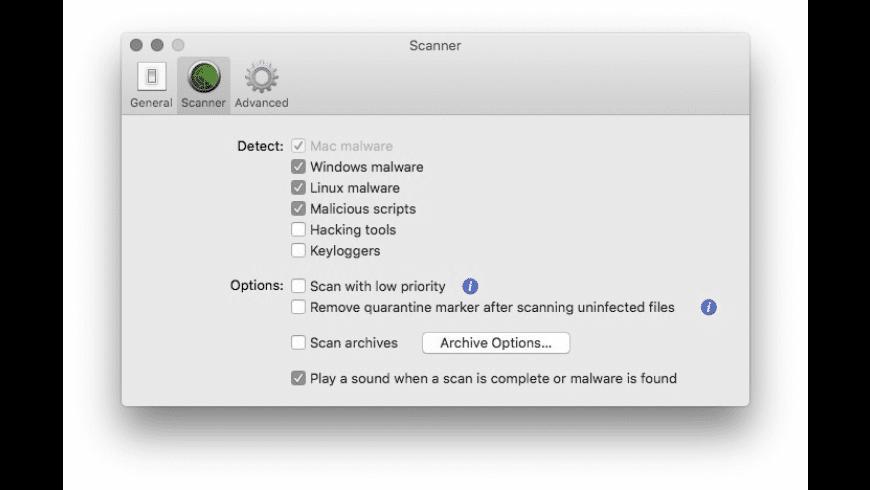 Internet Security X9 for Mac - review, screenshots