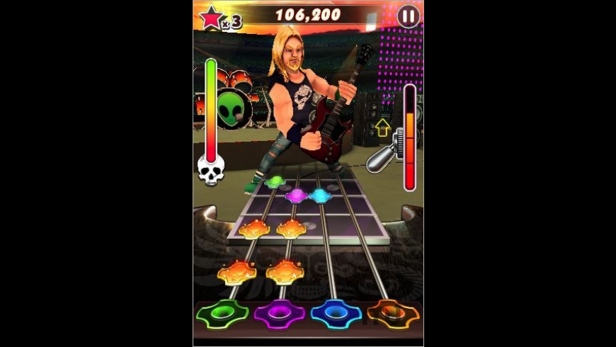 Guitar Rock Tour 2 for Mac - review, screenshots