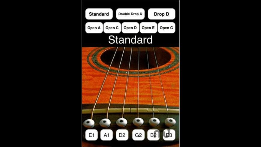 Guitar Tuner Ace for Mac - review, screenshots