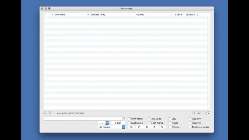 ToroNess for Mac - review, screenshots