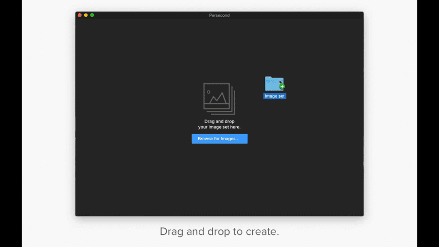 Persecond for Mac - review, screenshots