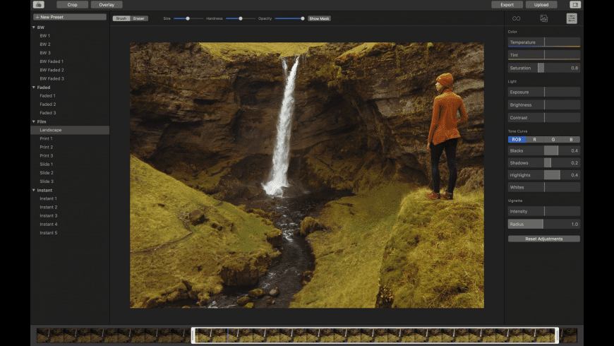 Cinemagraph Pro for Mac - review, screenshots