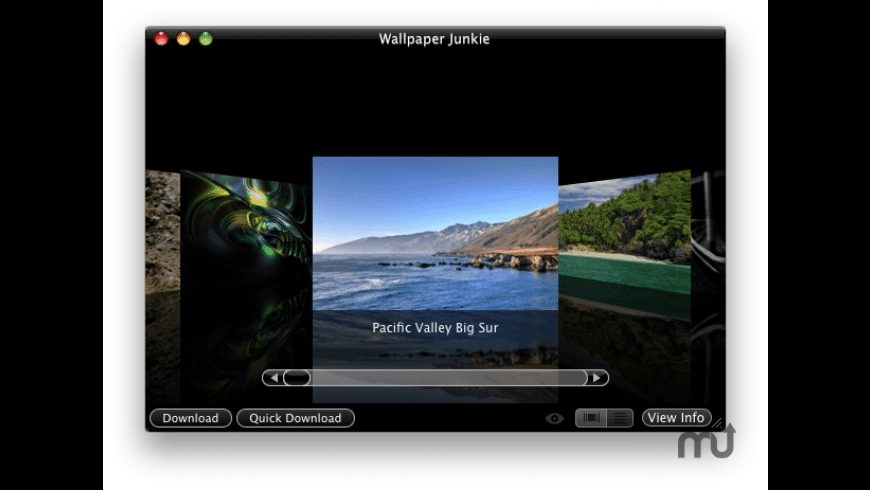 Wallpaper Junkie for Mac - review, screenshots