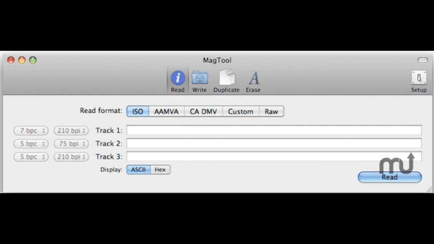 MagTool for Mac - review, screenshots