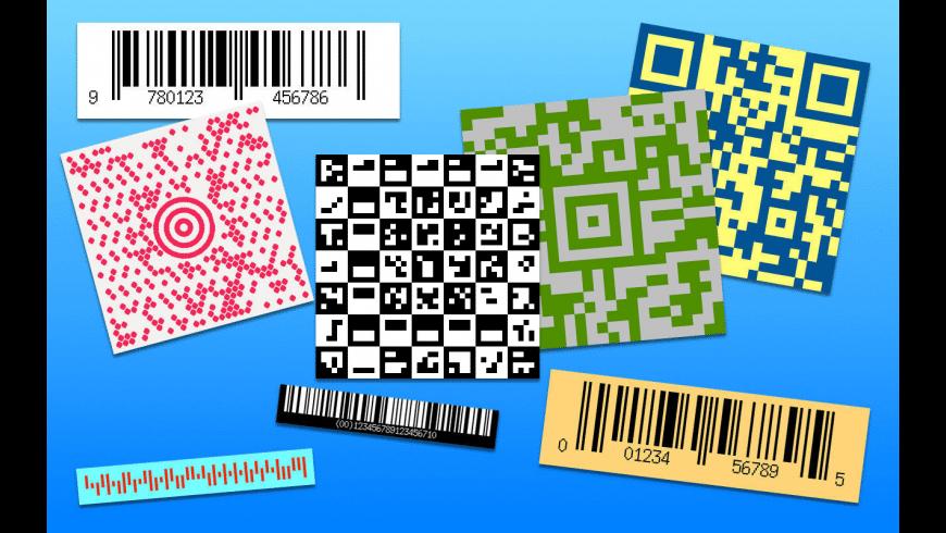 Barcode Designer for Mac - review, screenshots