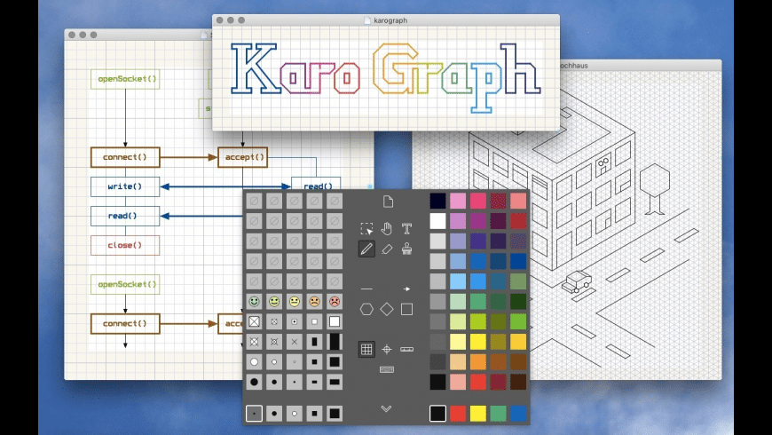 Karo Graph for Mac - review, screenshots