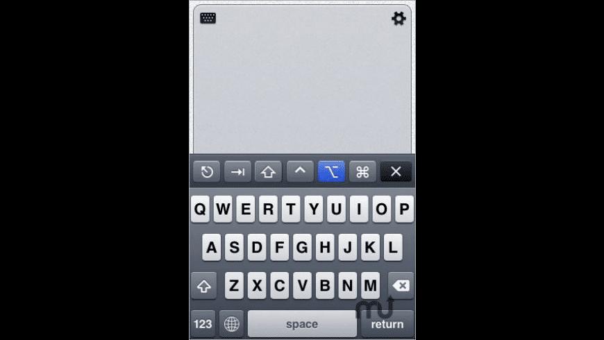 TouchPad for Mac - review, screenshots