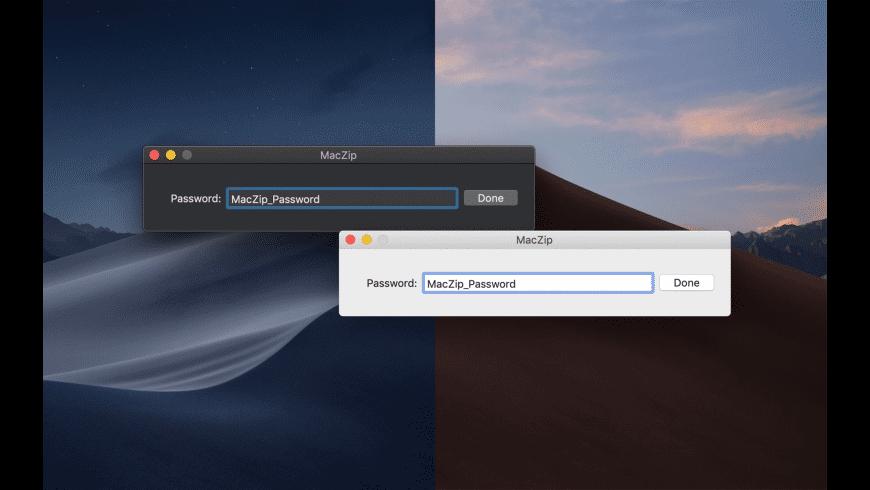 unRAR for Mac - review, screenshots