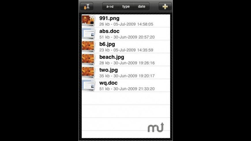File Locker for Mac - review, screenshots
