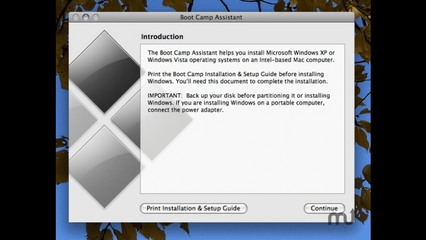Apple Boot Camp Support for Mac - review, screenshots