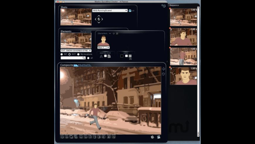 Martini QuickShot Creator Plug-In for Final Cut Pro for Mac - review, screenshots