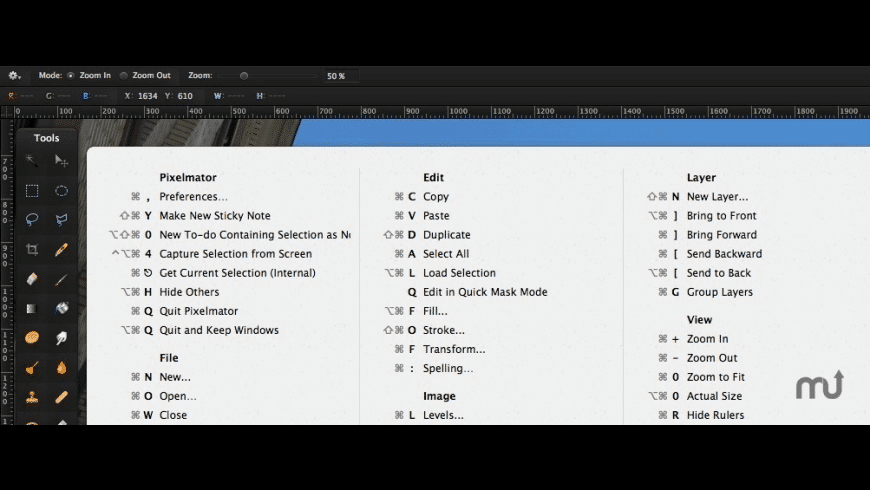 CheatSheet for Mac - review, screenshots