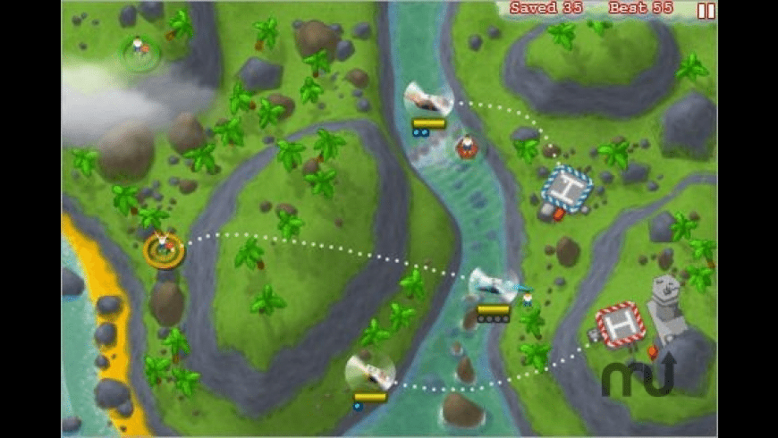 Heli Rescue for Mac - review, screenshots