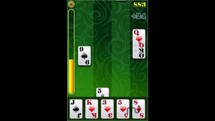Card Drop for Mac - review, screenshots