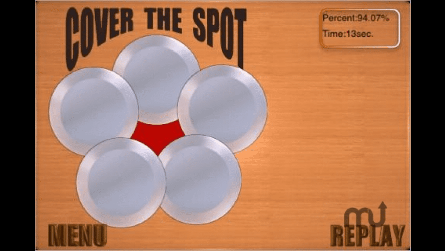 Cover The Spot for Mac - review, screenshots