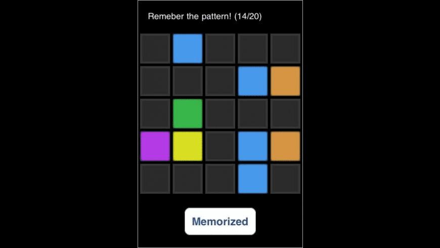 Dr Memory Matrix for Mac - review, screenshots