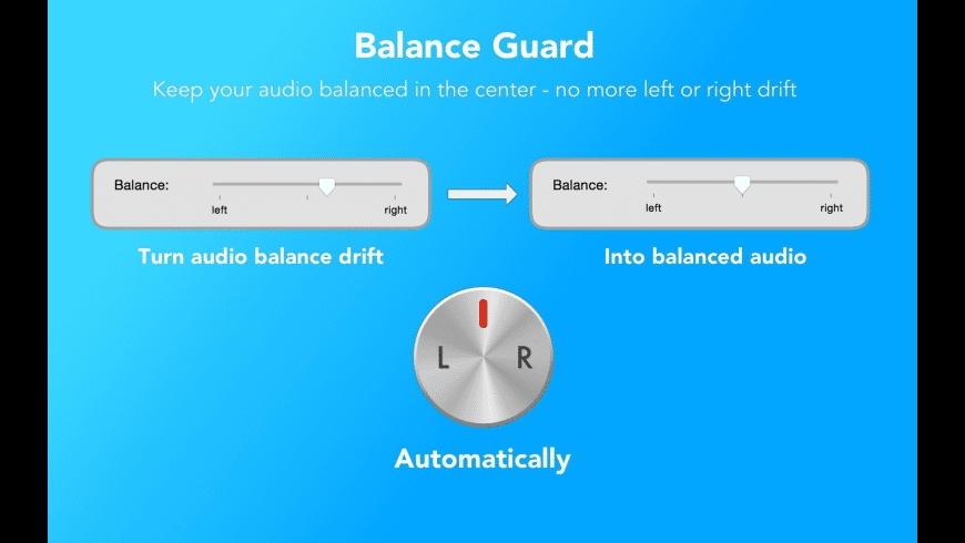 Balance Lock for Mac - review, screenshots