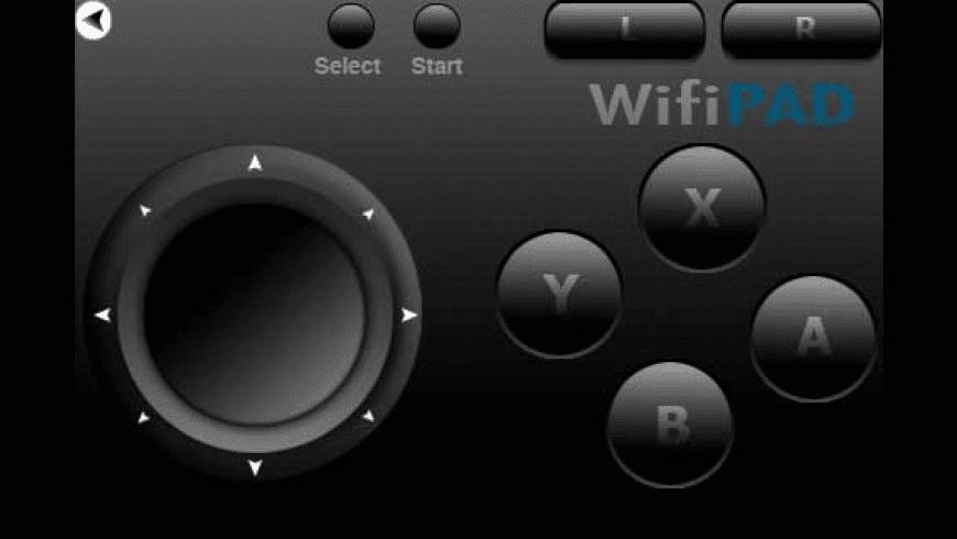 WifiPad for Mac - review, screenshots