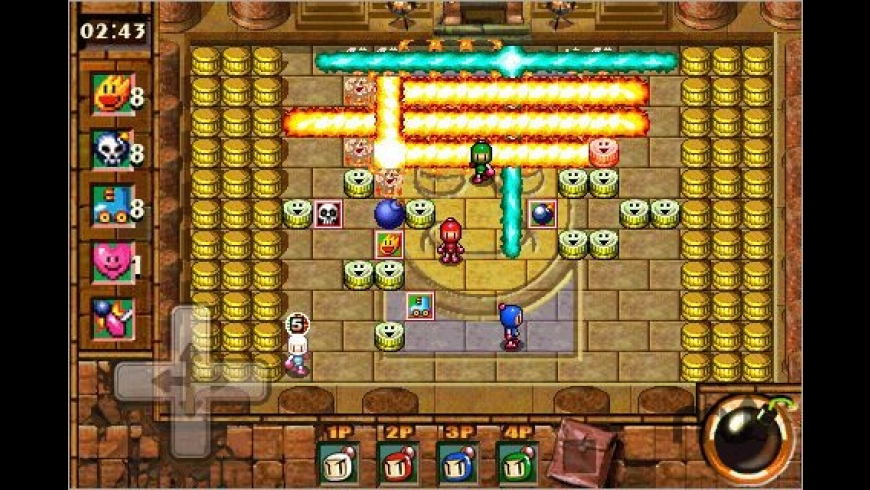 BOMBERMAN TOUCH 2 - VOLCANO PARTY for Mac - review, screenshots