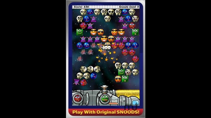 Snood for Mac - review, screenshots