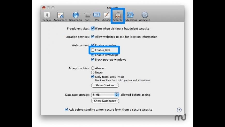 Apple Java for Mac - review, screenshots