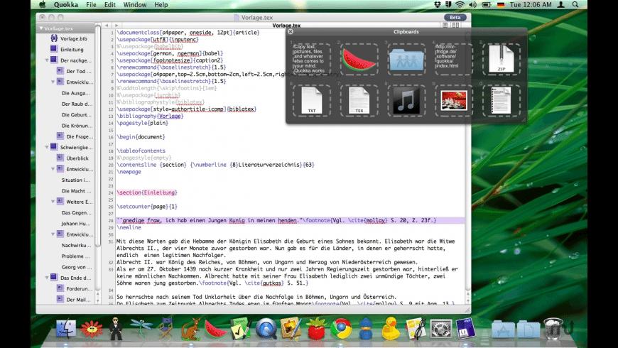 Quokka for Mac - review, screenshots