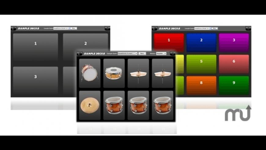 SampleDecks for Mac - review, screenshots